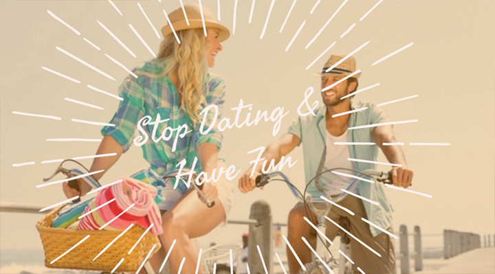 Stop Dating And Have Fun | Naughty Living #NaughtyLiving